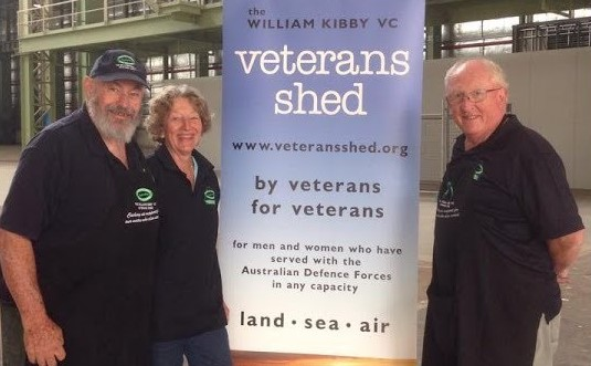 Veterans Shed