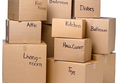 How do I get all my belongings back after I've left the marital home?